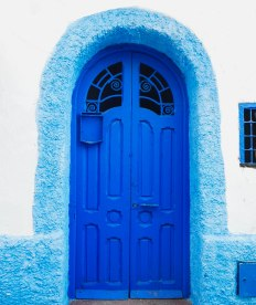 Blue Gate of Asilah
