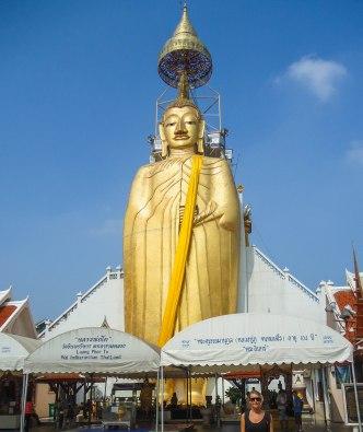 Wat Intharawihan, Big Buddha en 2014