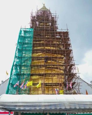 Wat Intharawihan, Big Buddha en 2018