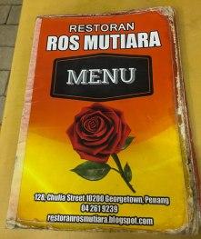 Ros Mutiara