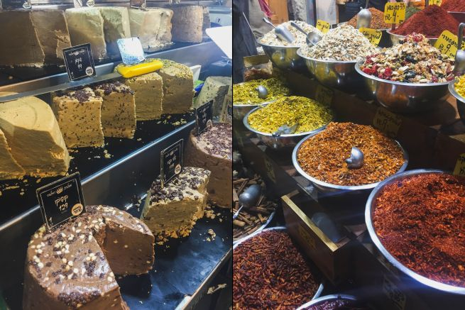 market jerusalem mahane yehuda